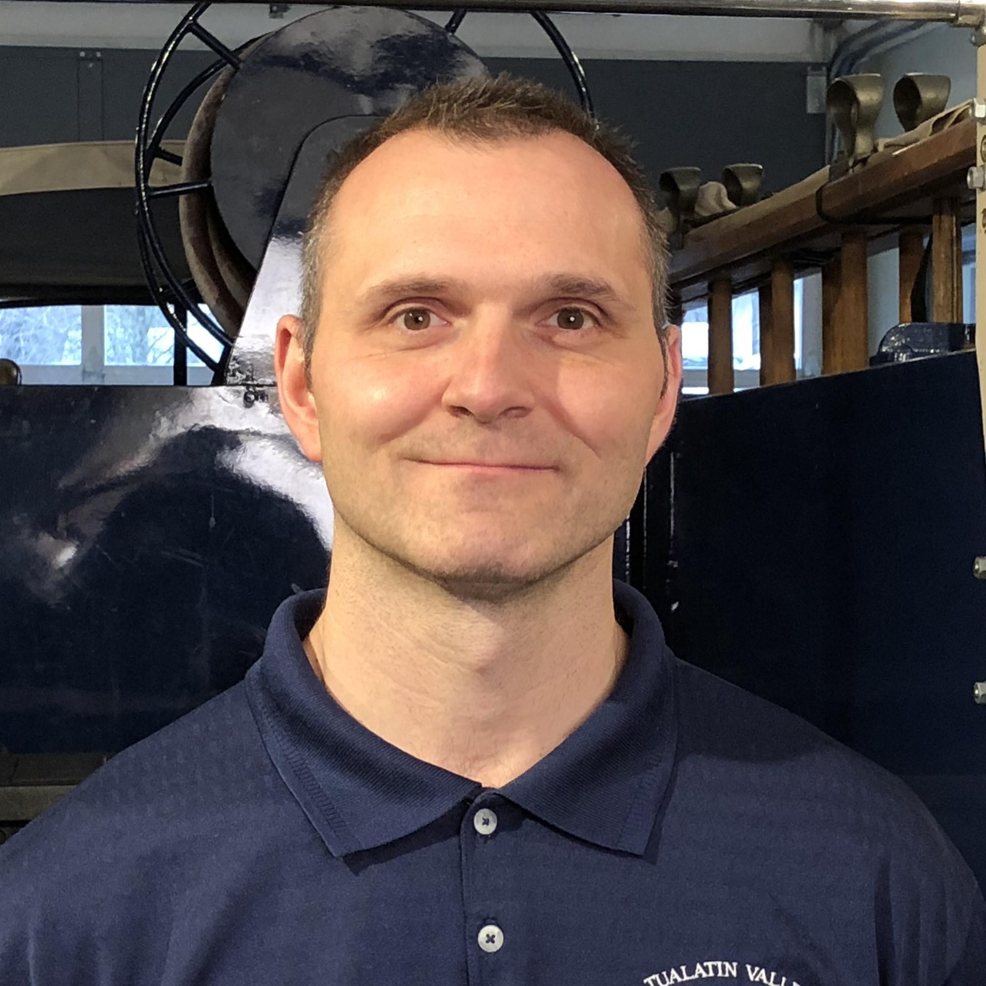 Kurt Koudelka Headshot